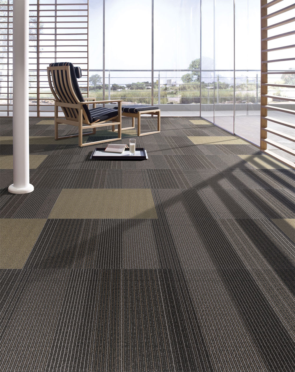 Office carpet tiles NZ for fitouts and redecorating